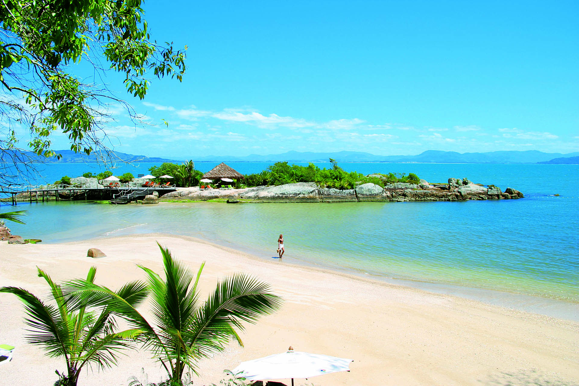 Come and enjoy the wonders of Florianópolis