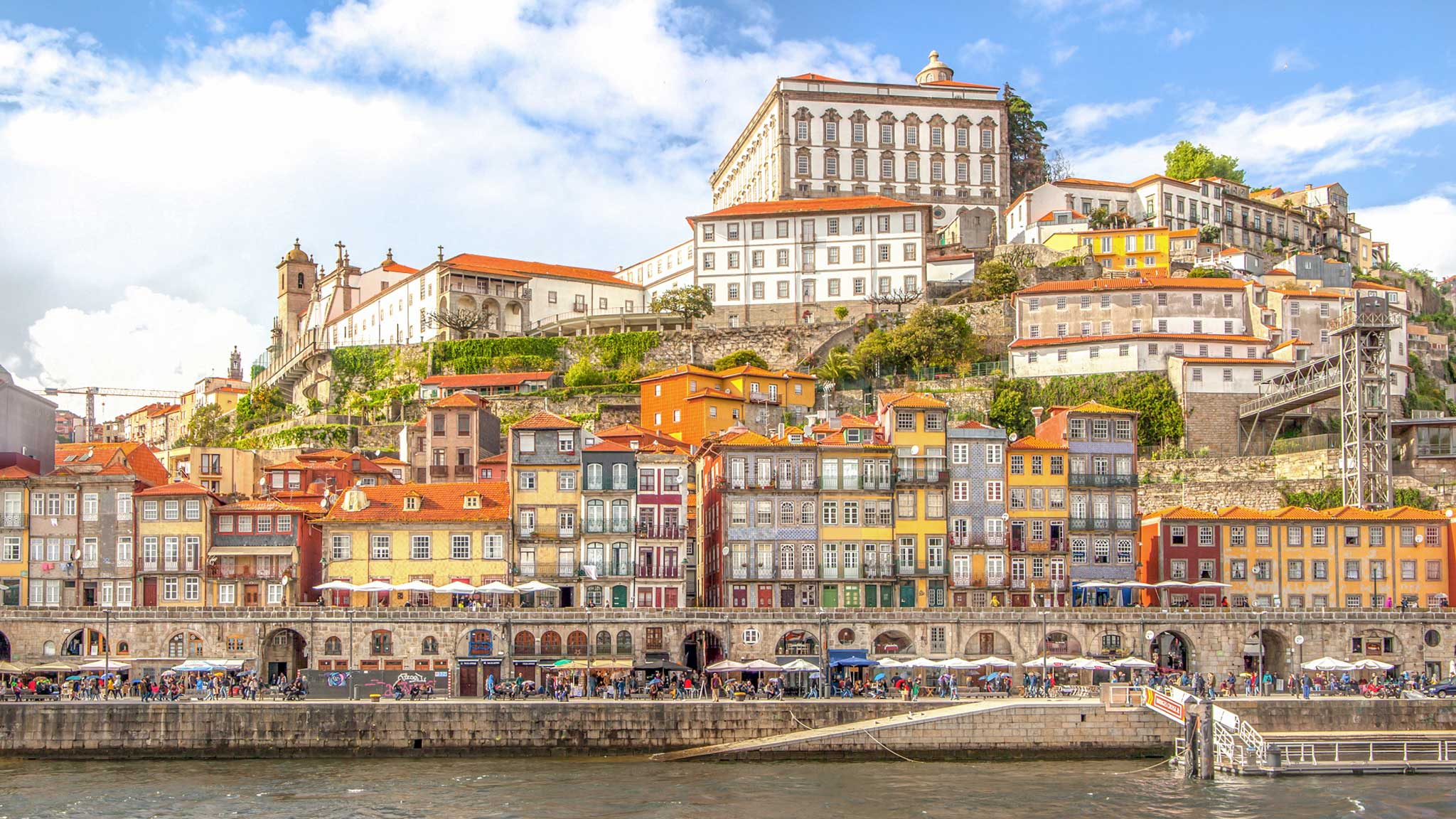 Come and enjoy the wonders of Porto